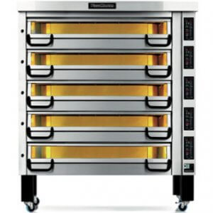 PizzaMaster® 700 E serien - Manuell display