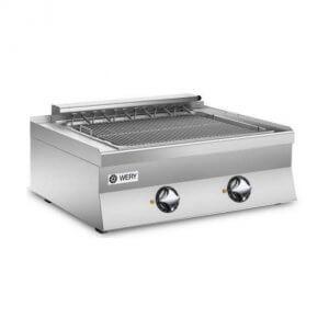 Wery CWE 68/2 elektrisk grill för restaurang