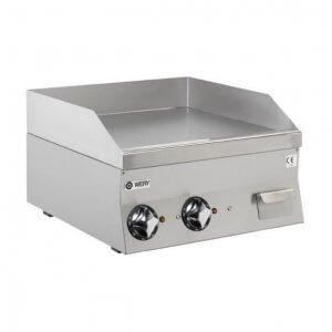 Wery elektrisk stekbord FTE 66 L med slät hårdkromsyta på 7