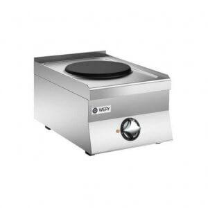 Wery elektrisk spis PCE64M är utrustad med en kokplatta Ø31 cm à 3